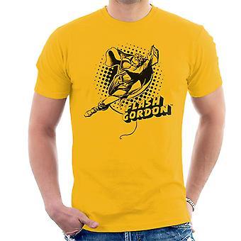 Flash Gordon Rope Swing Men's T-Shirt