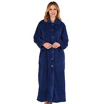 Slenderella HC4328 Damen's Hausmäntel Kleid