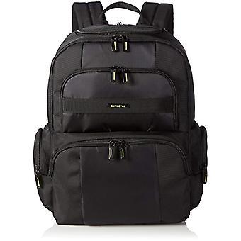 Samsonite Infinipak- Casual Backpack - Black (Black/Black) - M (25.0 L - 1.3 KG)