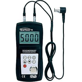 Testboy Testboy® 75Layer-thickness tester, paint-coat measurement 1.2 - 200 mm