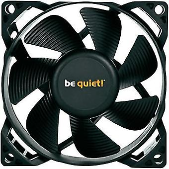 PC fan BeQuiet PURE Wings 2 80 mm Black (W x H x D) 80 x 80 x 25