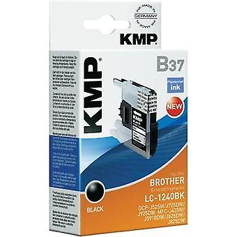 KMP Ink replaced Brother LC-1240 Compatible Black