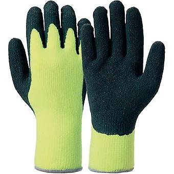 KCL 692 Glove StoneGrip Natural latex, cotton Size 9