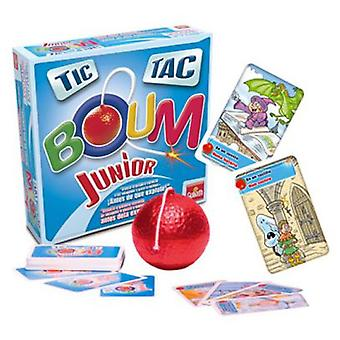 Goliath Tic Tac Boum Junior (Toys , Boardgames , Knowledge)