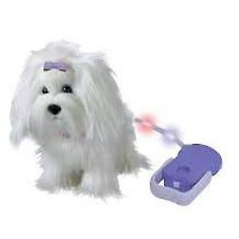 Animagic Fluffy little dog Paseo (Toys , Dolls And Accesories , Soft Animals)