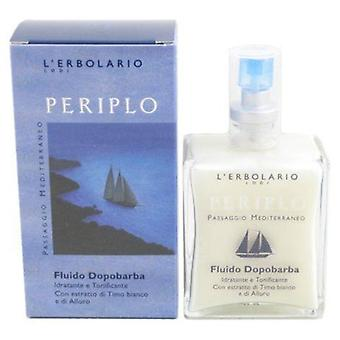 L'Erbolario Periplus Fluid aftershave 100 ml (Man , Shaving , After shaves)