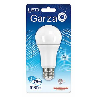 Garza Standard 12W E27 Led 200th 1060Lm 27K (Home , Lighting , Light bulbs and pipes)