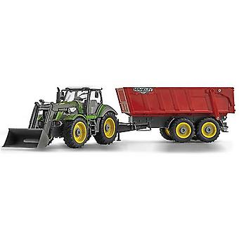 Ninco Heavyduty Tractor With Trailer (Toys , Vehicles And Tracks , Mini Vehicles , Cars)