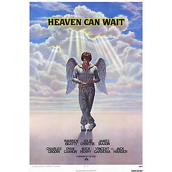 Heaven Can Wait Movie Poster Print (27 x 40)