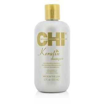 Chi Keratin Shampoo Shampoo - 355ml / 12oz zu rekonstruieren