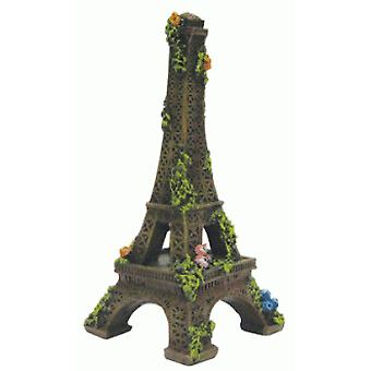 Sandimas Eiffel Tower S (15 Cm) (Fish , Decoration , Ornaments)
