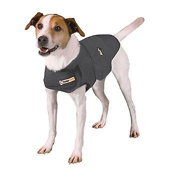 Thundershirt For hunde Heather grå ekstra ekstra små
