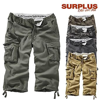 Surplus shorts legend Trooper
