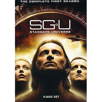 SGU Stargate Universe: Säsong 1 [DVD] USA import
