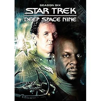 Star Trek - Deep Space Nine: Season 6 [DVD] USA import