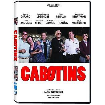 Cabotins [DVD] USA import