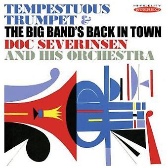 Doc Severinsen - trompeta tempestuoso y de la Big Band en importación de Estados Unidos ciudad [CD]
