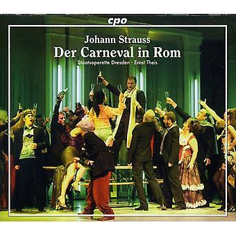 J. Strauss - Strauss: Der Carneval in Rome [CD] USA import