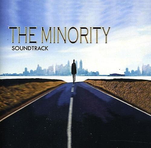 Various Artists - Minority [CD] USA import
