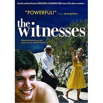 Witnesses [DVD] USA import