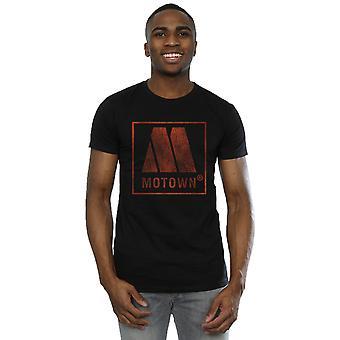 T-shirt Neon Distressed Motown uomo