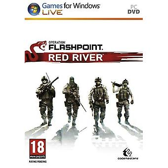 Operation Flashpoint Red River (PC DVD) (orkanen)