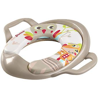 Badabulle Stuffed Potty Seat Taupe (Home , Babies and Children , Bath , Potties)