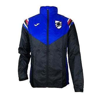 2017-2018 Sampdoria Joma Training Jacket (Royal)