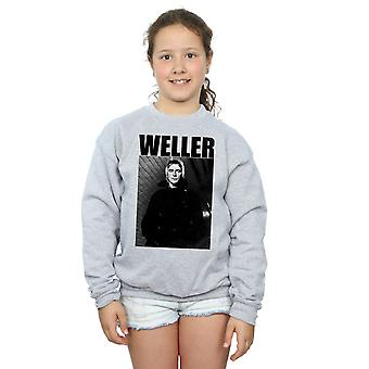 Paul Weller Girls Legend Photo Sweatshirt