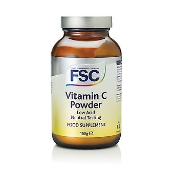 FSC Vitamin C Powder Low Acid , 150g