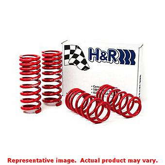 H&R Springs - Race Springs 51650-88 FITS:FORD 1979-1993 MUSTANG V8 Performance
