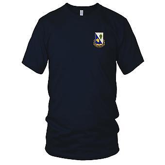 Amerikanske hær - 100 infanteri Bn broderet Patch--Husk Pearl Harbor Herre T-shirt