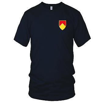 Pułk artylerii polowej - 36-te armii USA haftowane Patch - Panie T Shirt