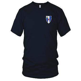 E.U. exército infantaria - 61º Regimento Patch bordado - a melhor pista a resto crianças T camisa