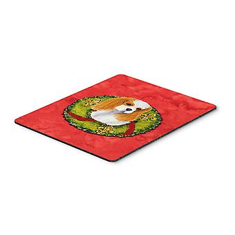 Carolines Treasures  SS4214MP Cavalier Spaniel Mouse Pad, Hot Pad or Trivet
