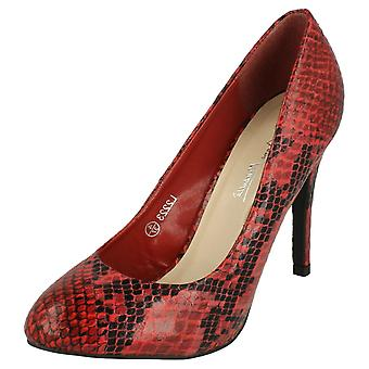 Ladies Anne Michelle Smart Court Shoes