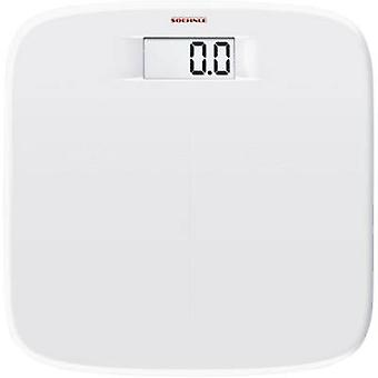 Digital bathroom scales Soehnle Soft Comfort Weight range=150 kg