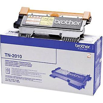 Toner cartridge Original Brother TN-2010 Black Page yield 1000 pages