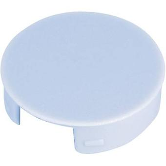 Cover Blue Suitable for COM-KNOBS collet knobs OKW