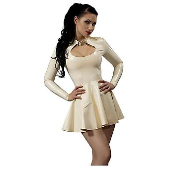 Westward Bound Tease Latex Rubber Dress.