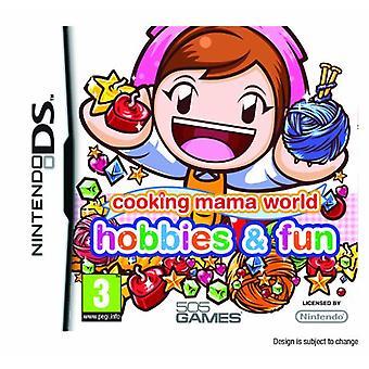Matlagning Mama världen Hobbies och kul (Nintendo DS)