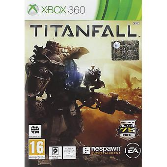Titanfall Xbox 360-Spiel