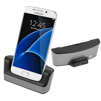 Estación de acoplamiento para Samsung Galaxy S7 G930 G930F
