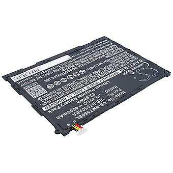 Battery battery battery for Samsung Galaxy tab A 9.7 T550 P550, etc. spare battery ACCU