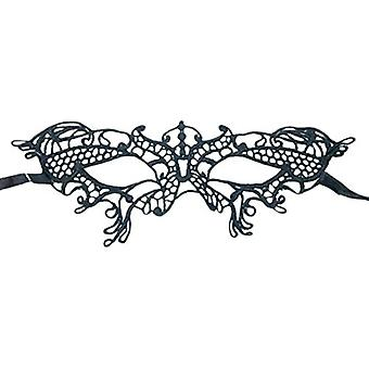 Halloween eye mask of pointed Gothic mask Lady costume