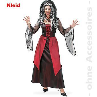 Vampirin Vamp Damenkostüm Teufelin Damen Kostüm Hexen Halloween Kostüm