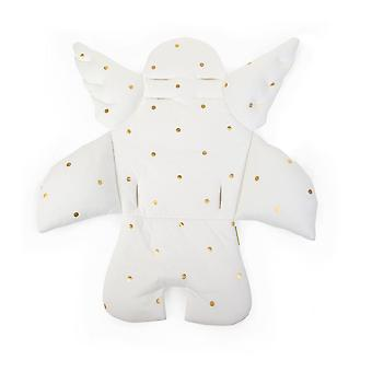 Enfant Accueil-Angel Baby Table siège coussin universel Jersey-Gold points