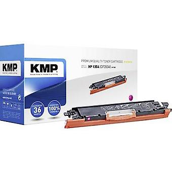 KMP Toner cartridge replaced HP 130A, CF353A Magenta 1000 pages H-T187