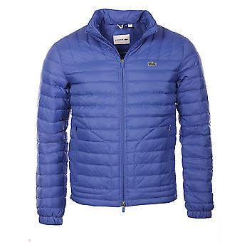Down jacket Blue BH9642 Lacoste Man