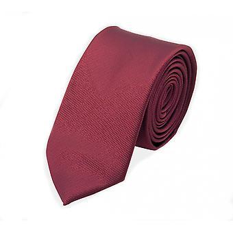 Tie tie tie tie 6cm of Red uni Fabio Farini